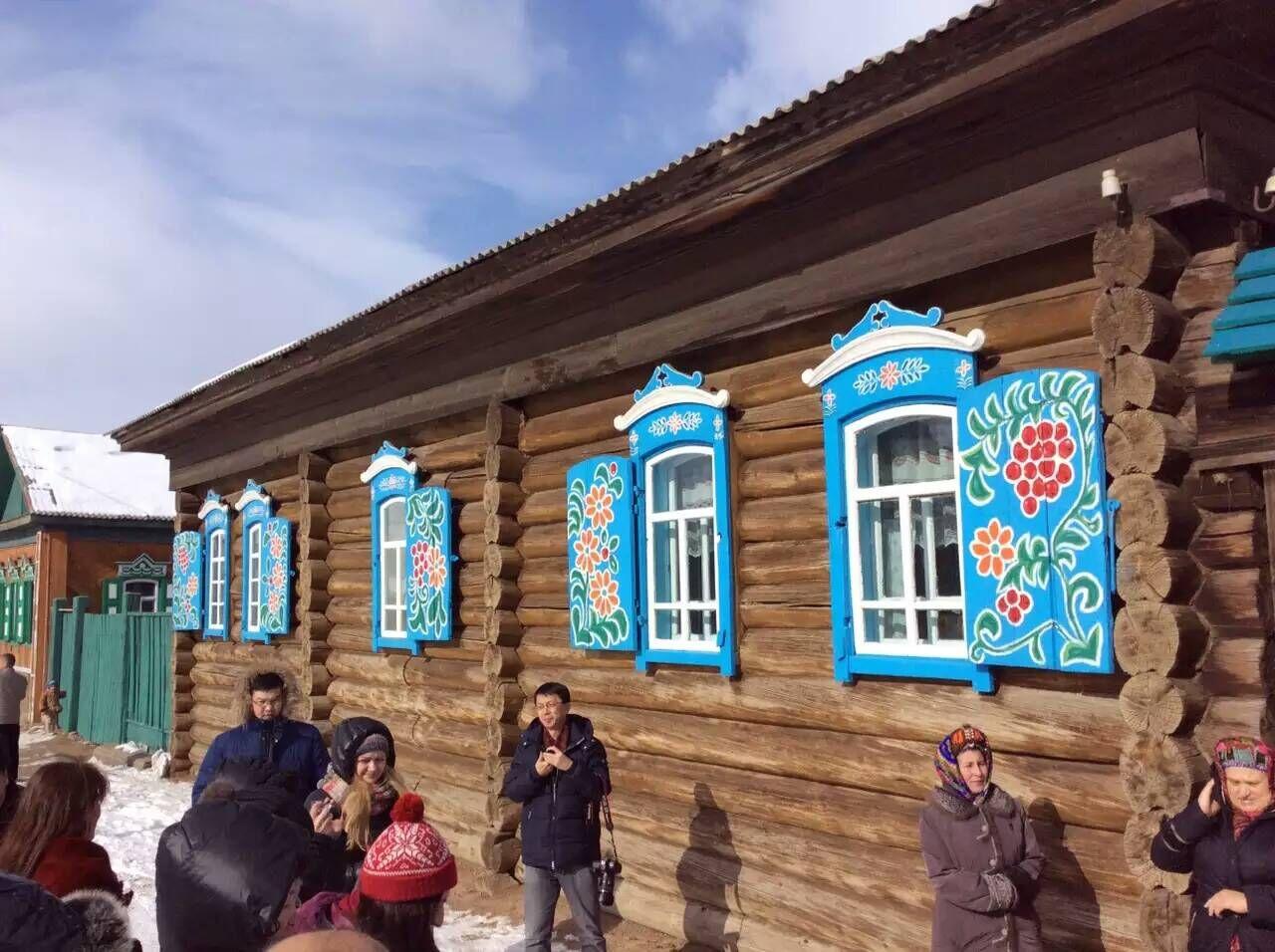 (1日游 纯玩)俄罗斯红石+后贝加尔一日两市游